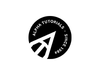Alpha Tutorials Logo