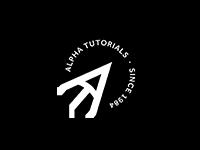 Alpha Tutorials Logo